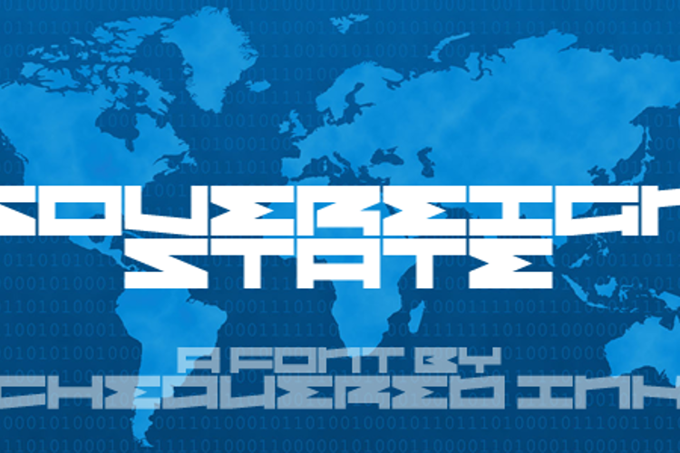 Sovereign State Font