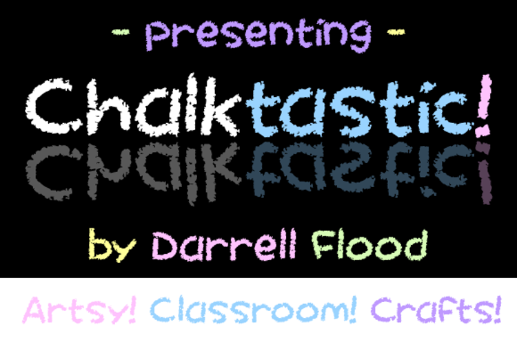 Chalktastic Font