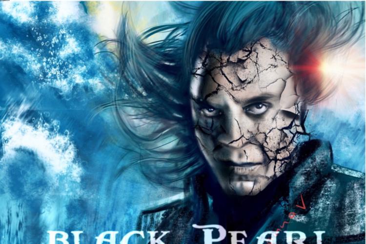 BlackPearl Font