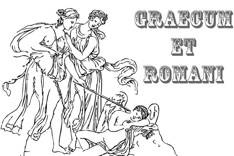 Graecum et Romani Font