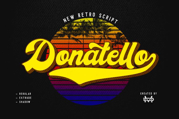 Donatello Font