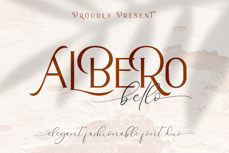 bello Font