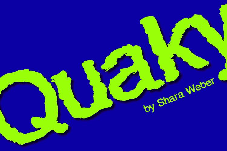 Quaky Font