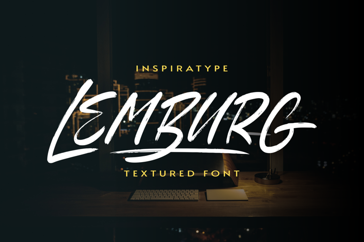 Lemburg Font