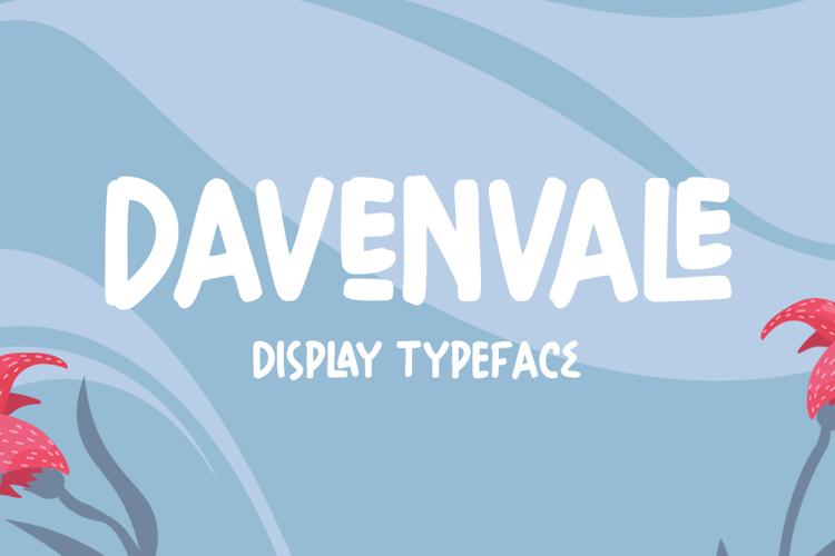 Davenvale Font
