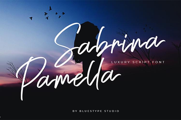 Sabrina Pamella Font