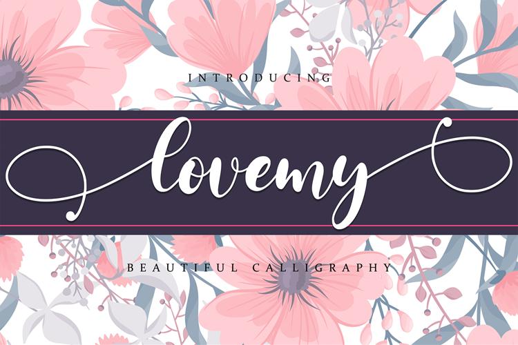 lovemy Font