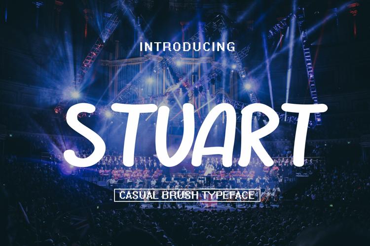 STUART Font