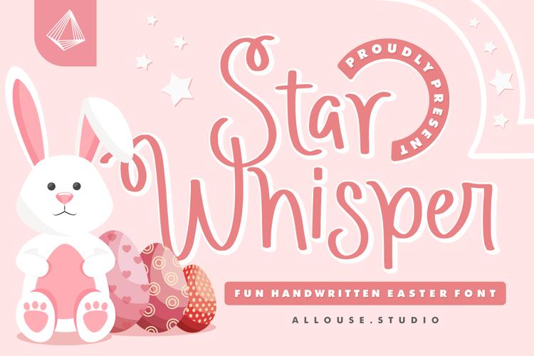 Star Whisper Font