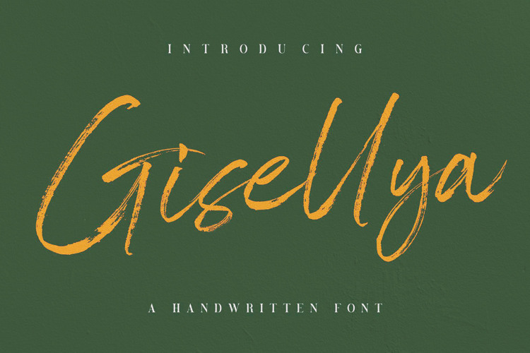 Gisellya Font