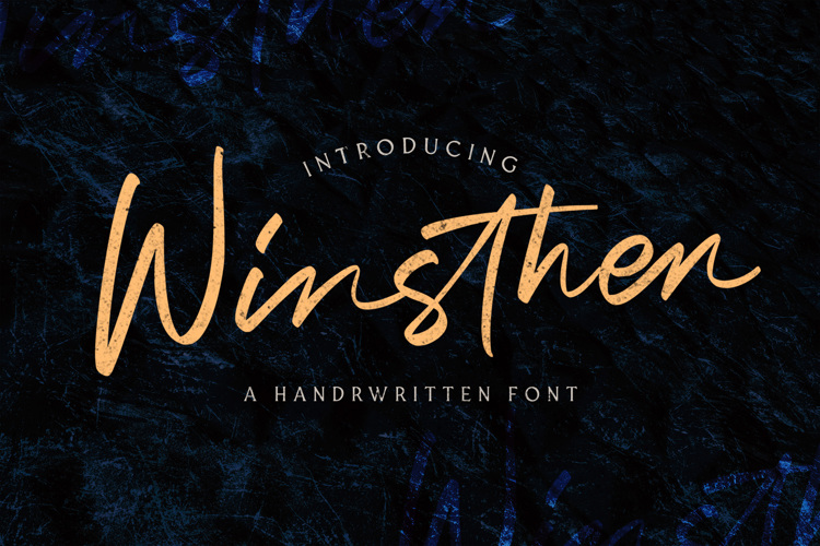 Winsthen Font