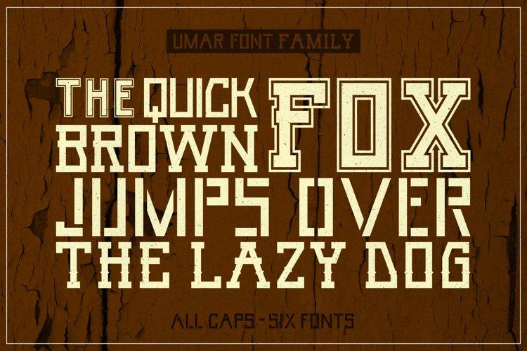 Umar Font