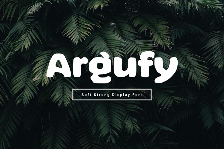 Argufy Font