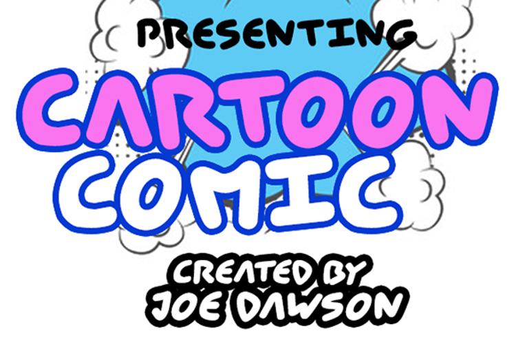 Cartoon Comic Font