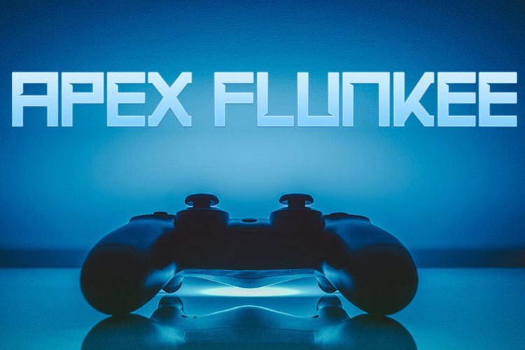 Apex Flunkee Font