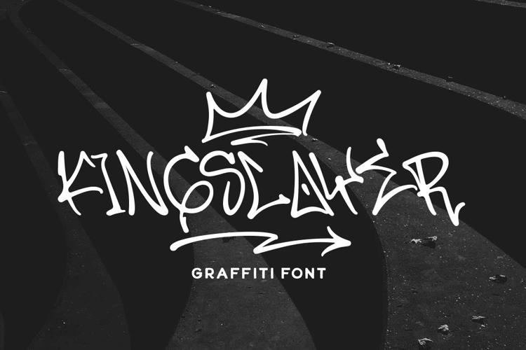 Kingslayer Font