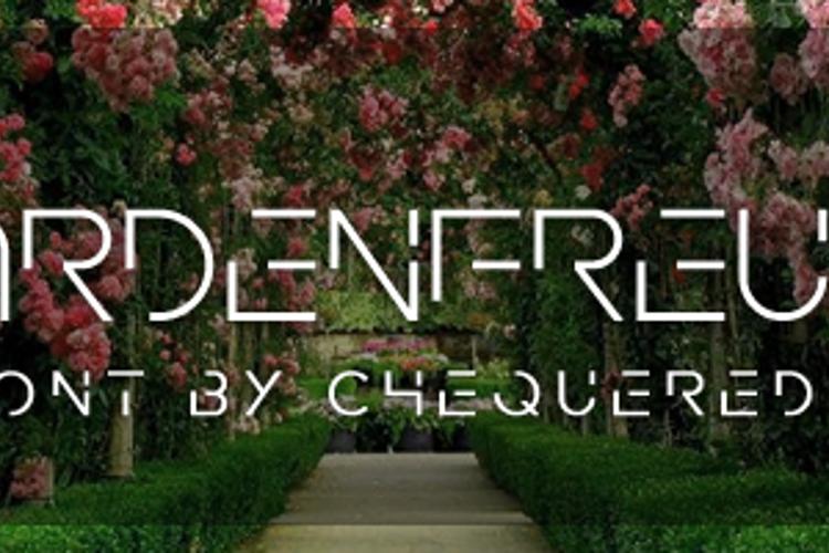 Gardenfreude Font