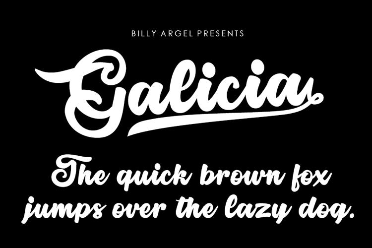 Galicia Font