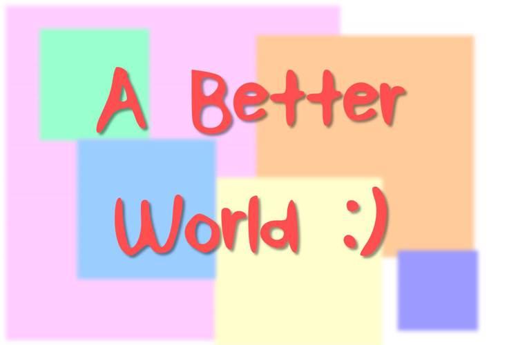 ABetterWorld Font