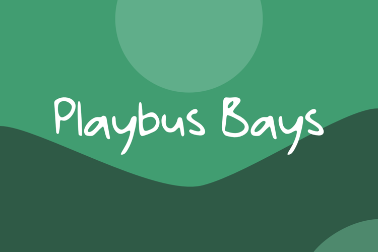 Playbus Bays GT Font