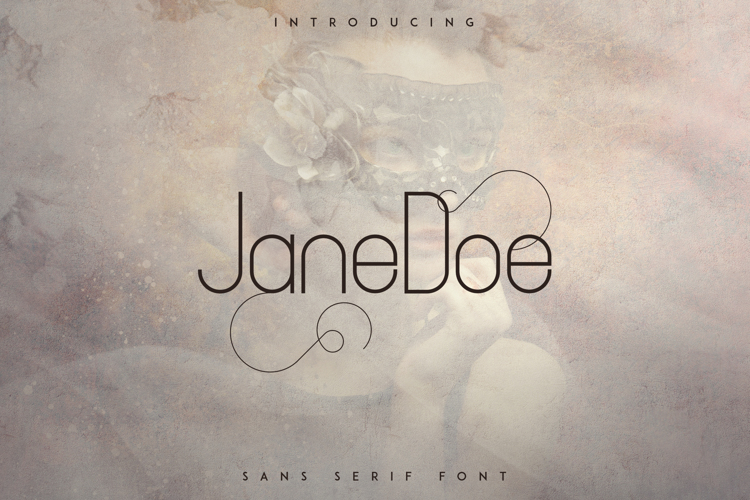 JaneDoe Font