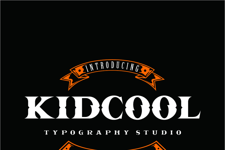 KIDCOOL DRAGON Font