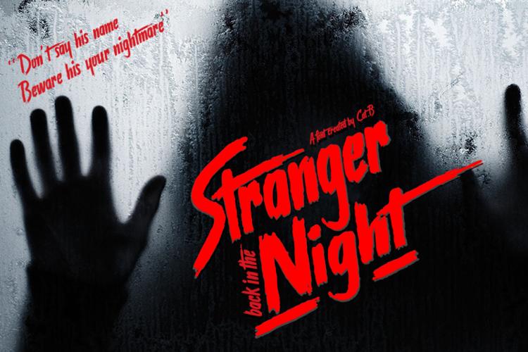 Stranger back in the Night Font