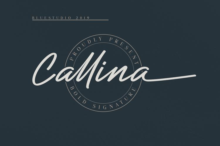 Callina Font