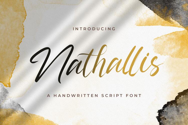 Nathallis Font