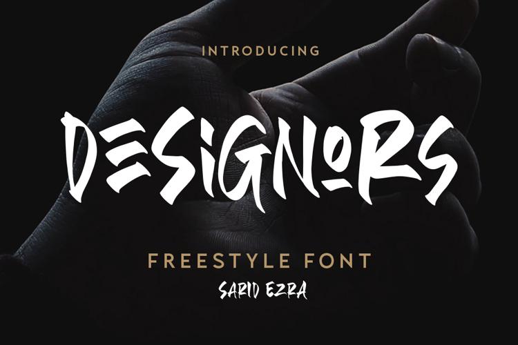 Designors Font