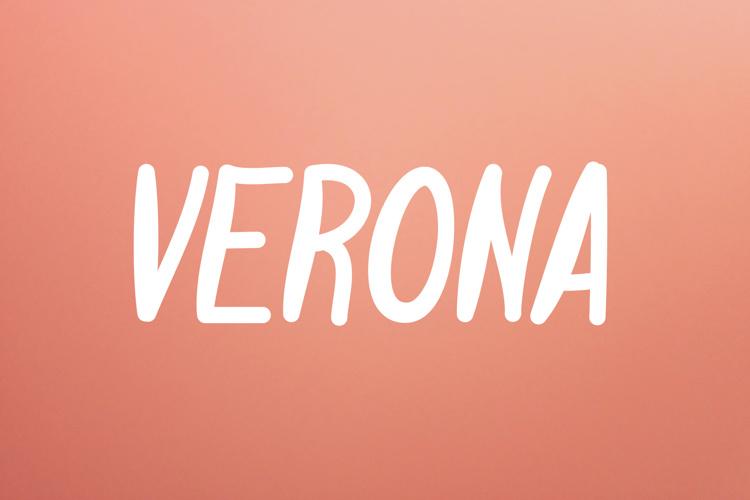 Verona Font