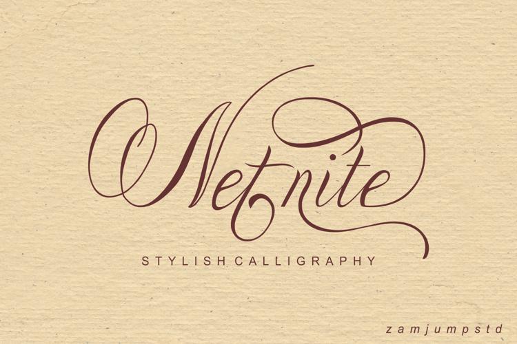 Netnite Font