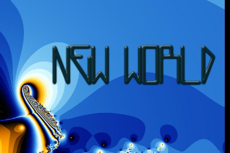 NewWorld Font