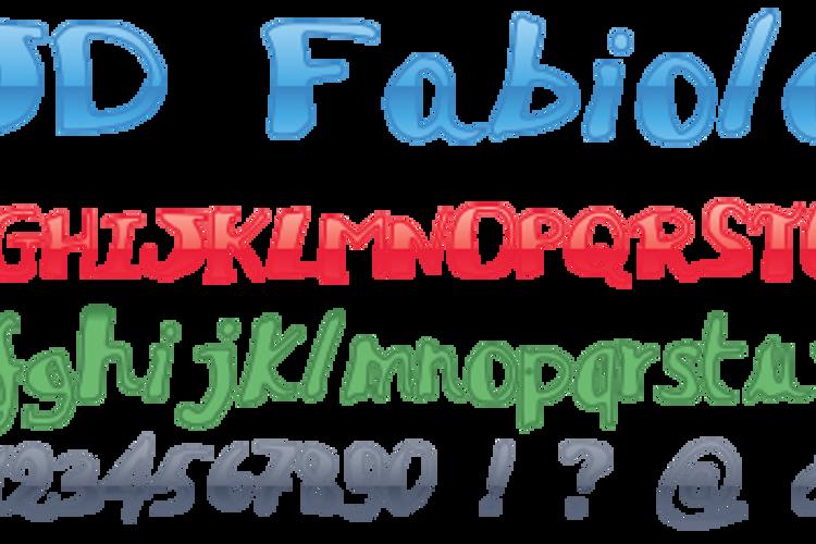 JDFabiola Font