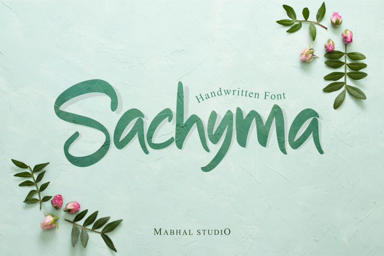 Sachyma Font