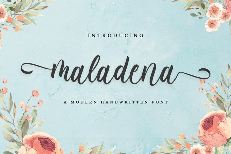 maladena Font