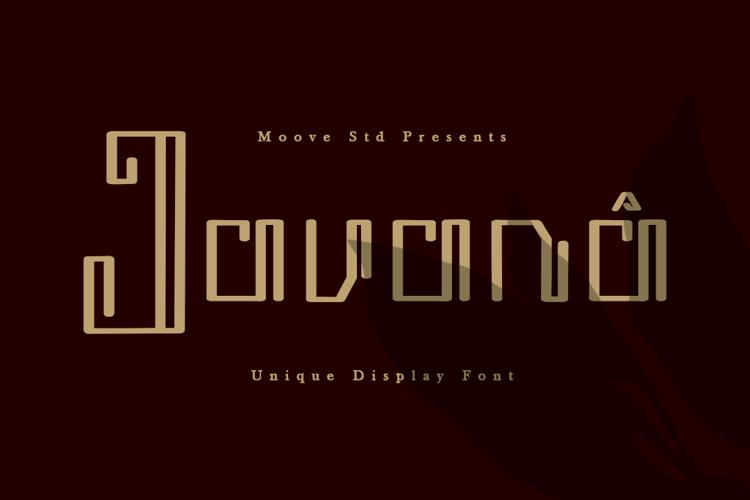 Javana Font