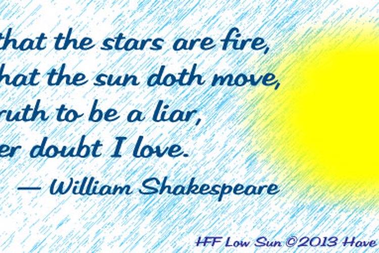 HFF Low Sun Font