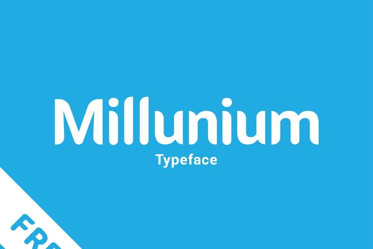 Millunium Font