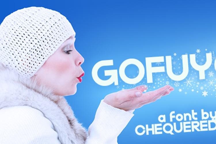 Gofuyo Font