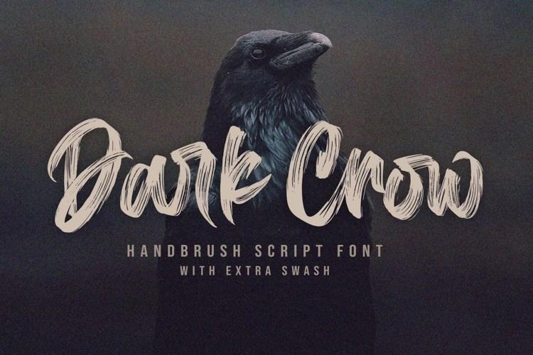 Dark Crown Font