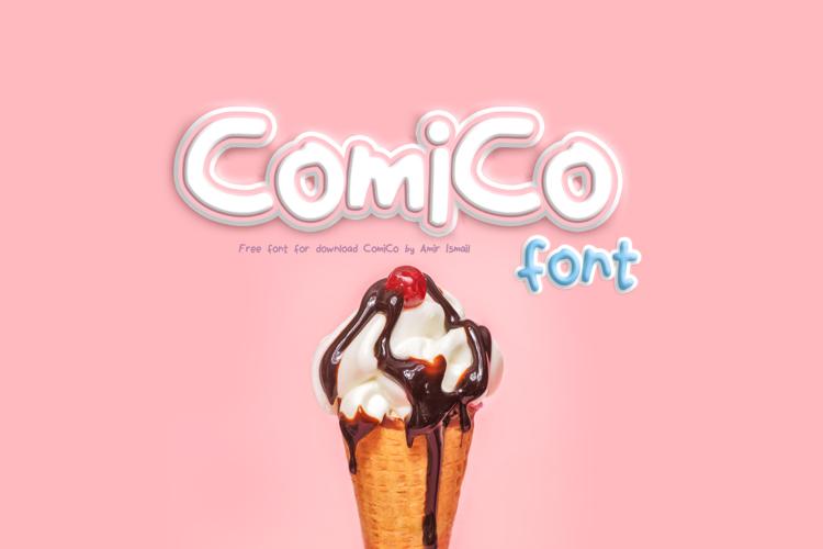 ComiCo Font
