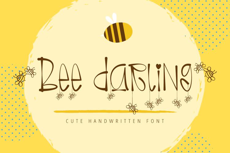 Bee Darling Font