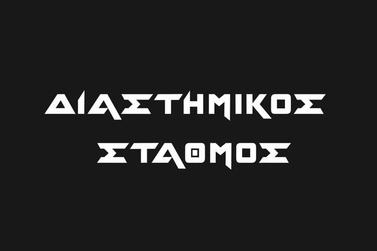spacestation Font