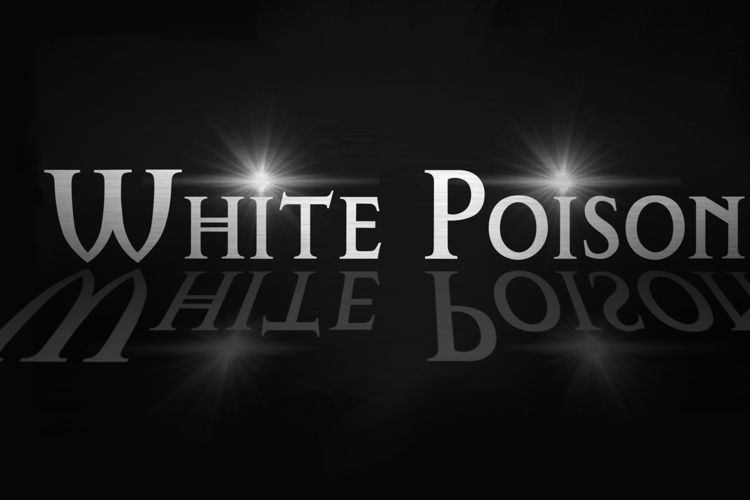 WhitePoison Font