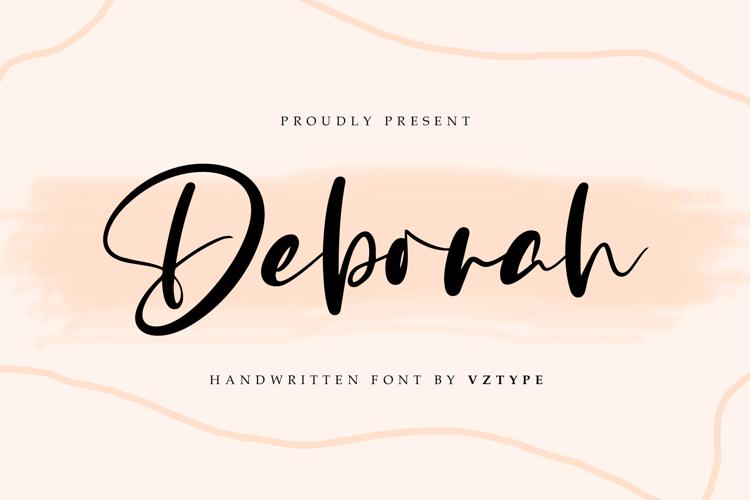 Deborah Font