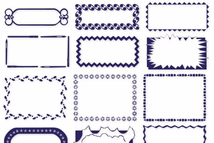 LCR Fun Frames II Font