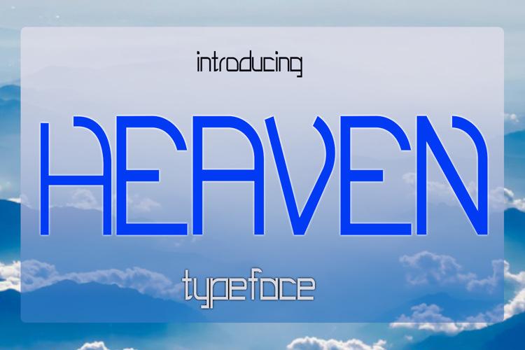EP Heaven Font