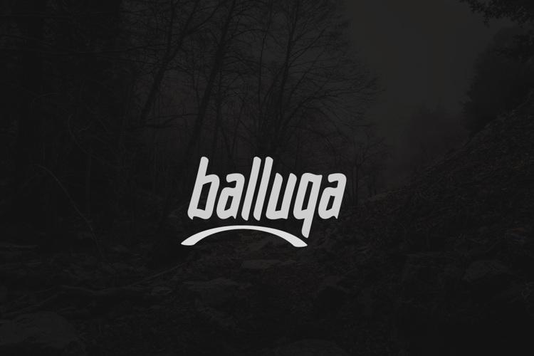 Balluqa Font