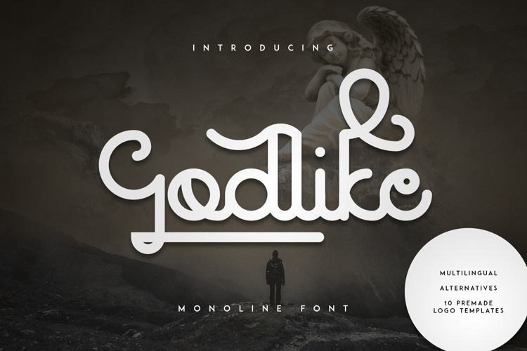 Godlike Font